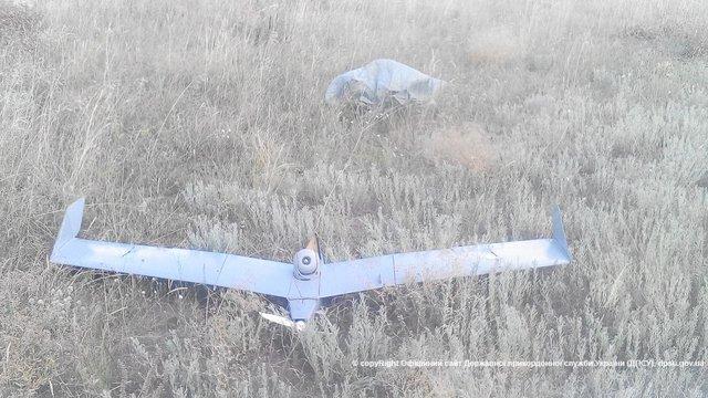 Прикордонники збили російський безпілотник на кордоні з РФ