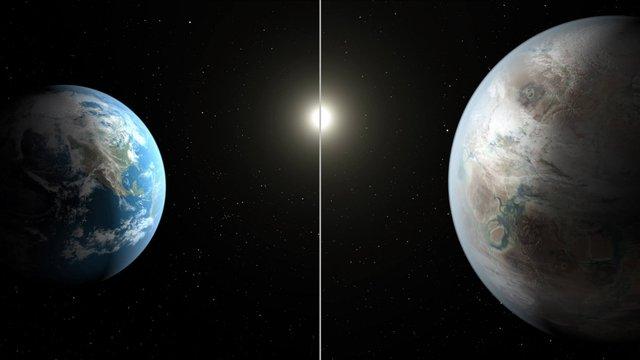NASA знайшло нову Землю