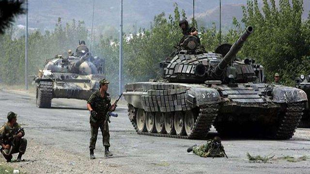 За останню добу бойовики використовували танки і близько 80 разів обстріляли позиції сил АТО
