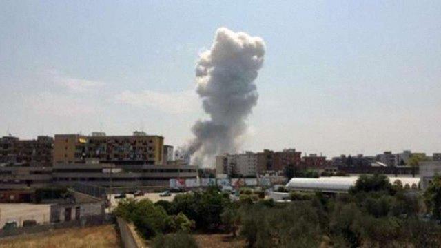 В Італії вибухнув завод піротехніки: загинули щонайменше 7 людей