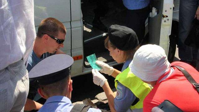 Міліція Чернігова перевіряє копії печаток виборчих комісій