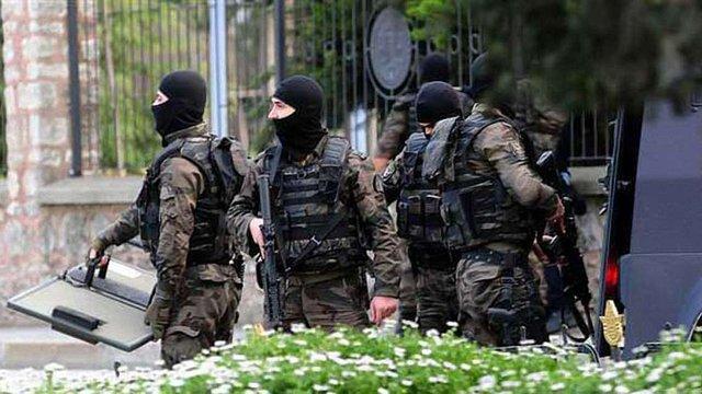 У Туреччині затримали 590 осіб під час антитерористичної операції