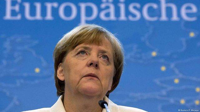 Ангела Меркель закликала прем'єра Туреччини не сваритися з курдами