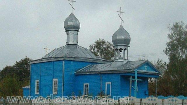 На Черкащині згоріла 300-річна дерев'яна церква, - ДСНС
