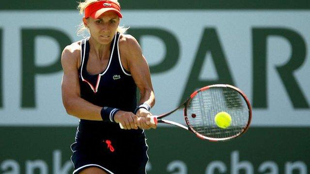 Леся Цуренко вперше в кар'єрі опинилася у п'ятдесятці кращих тенісисток світу
