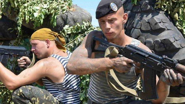 Морських піхотинців відправили у Широкине без тепловізорів