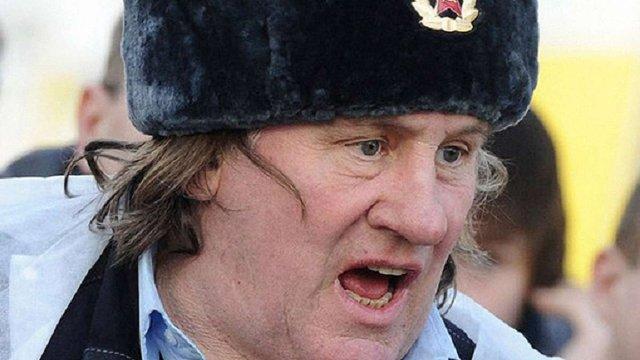 Жерару Депардьє заборонили в'їзд в Україну на 5 років