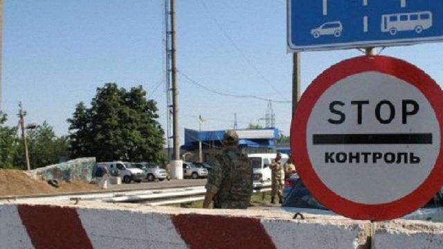 На донецькому посту спіймали кадрового російського військового