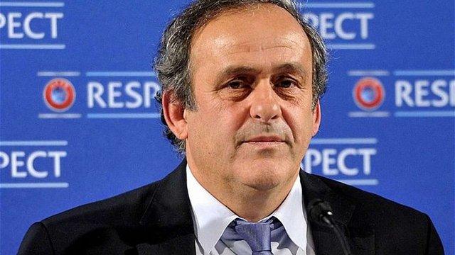 Мішель Платіні офіційно висунув свою кандидатуру на посаду президента ФІФА