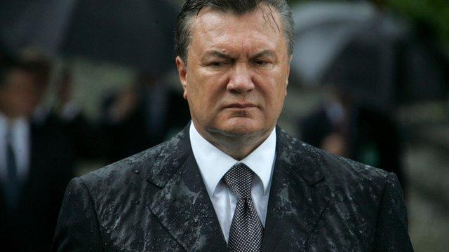 ГПУ відмовилась слухати свідчення Януковича в режимі відеоконференції
