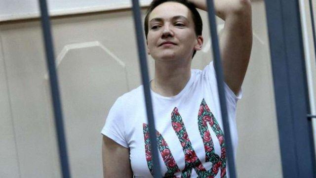 Генпрокуратура України підозрює сімох росіян у скоєнні злочинів проти Надії Савченко