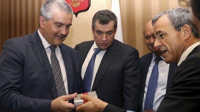 СБУ заборонила в'їжджати в Україну французьким депутатам, які відвідали анексований Крим