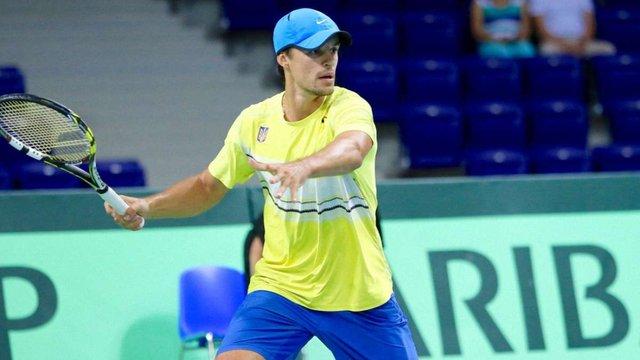 Український тенісист вийшов у фінал турніру в Казахстані