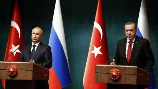 Туреччина припинила переговори з «Газпромом» щодо «Турецького потоку»