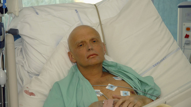 Скотленд-Ярд назвав винних у вбивстві Литвиненка