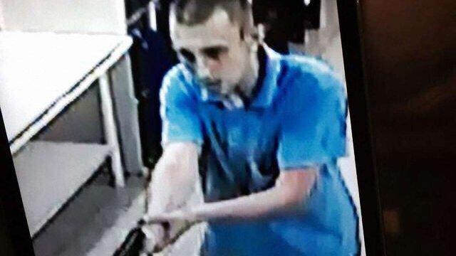 Міліція встановила особу чоловіка, який вчинив стрілянину у супермаркеті Харкова