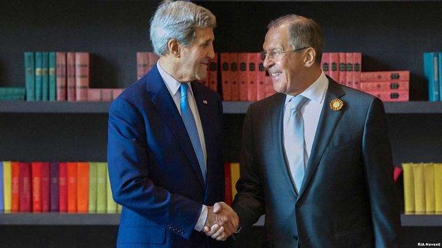 Керрі і Лавров обговорять у Катарі заходи протидії «Ісламській державі»