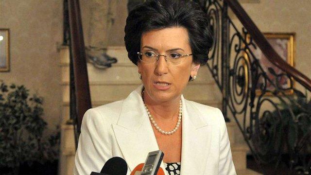 Ніно Бурджанадзе оголосили нев'їзною в Україну, – ЗМІ