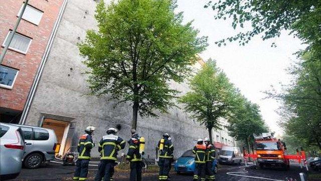 У Німеччині від вибуху у бункері часів Другої світової постражали 27 людей