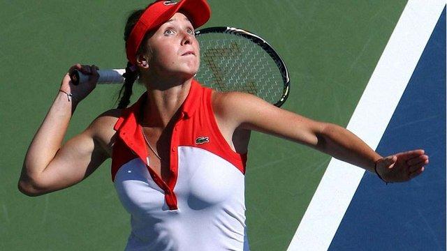 Дуель двох українок на турнірі у Стенфорді завершилась перемогою Еліни Світоліної