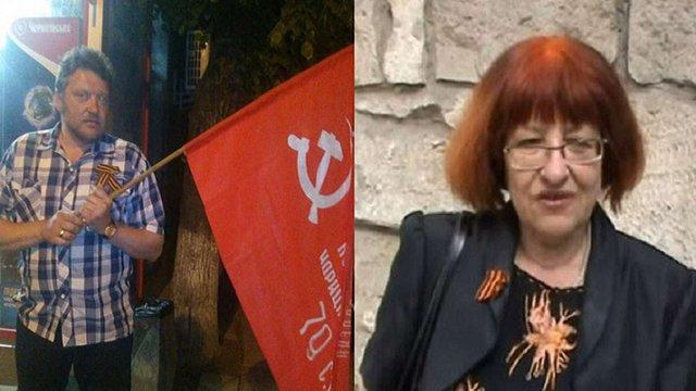 Двоє львівських провокаторів із «Галицького яструба» втекли у Росію