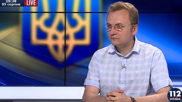 Садовий заявив про тиск на депутатів Верховної Ради через зміни до Конституції