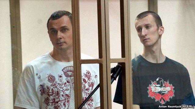 Суддя у справі Сенцова назвав довідку від Яроша неповагою