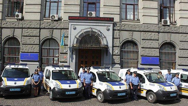 У Львові презентували черговий етап реформи міліції