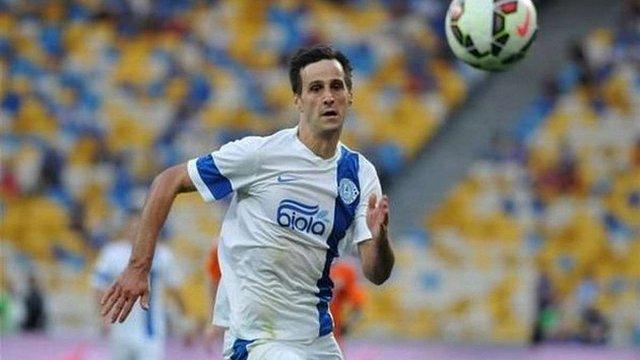 Форвард «Дніпра»  домовився про чотирирічний контракт із «Фіорентиною»