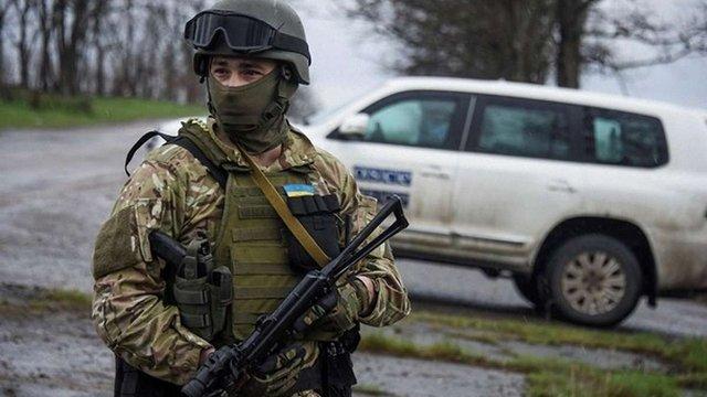 Євросоюз засудив атаку бойовиків під Старогнатівкою і напади на ОБСЄ