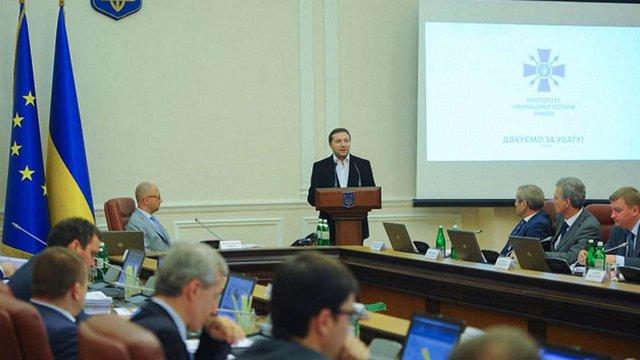 Міністр Стець представив в уряді проект мультимедійної платформи іномовлення України