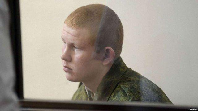 Російського солдата, що вбив родину у місті Гюмрі, визнали осудним і будуть судити у Вірменії