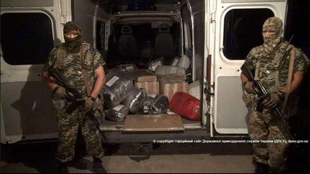 На Харківщині прикордонники викрили канал переміщення контрабанди до РФ