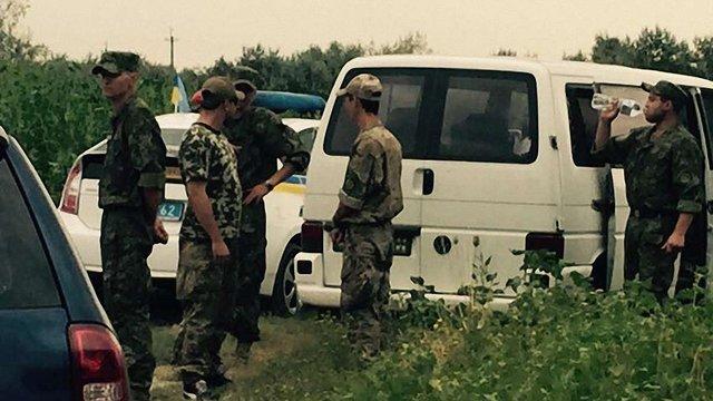 На Херсонщині правоохоронці знищили насадження коноплі