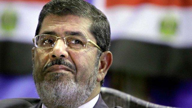 Адвокати екс-президента Єгипту оскаржили смертний вирок