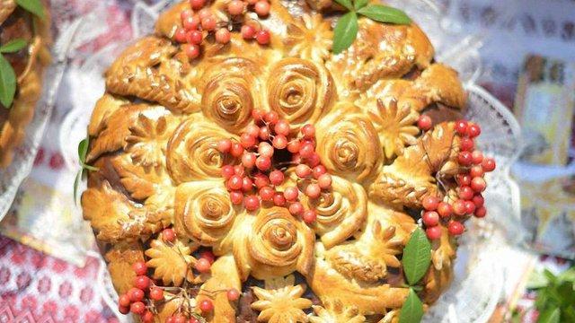 У Шевченківському гаю у Львові пройшло Свято хліба