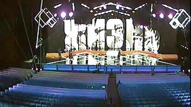 «Інтер» знімає концерт до Дня Незалежності на тлі георгіївської стрічки