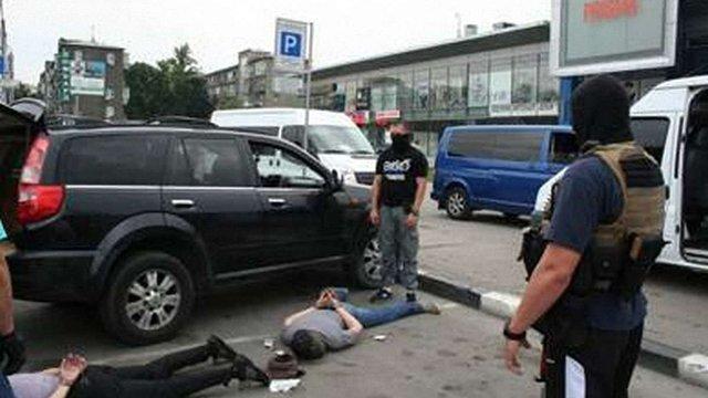 На Харківщині затримали грабіжників, які фінансували бойовиків «ЛНР»