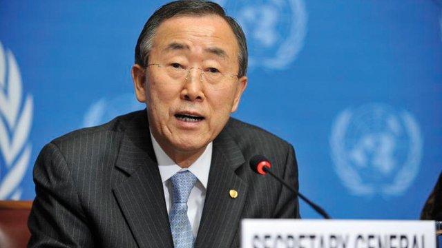 Генсек ООН закликав терміново припинити загострення конфлікту на Донбасі