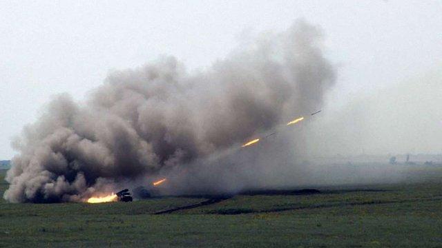 За минулу добу бойовики 86 разів обстрілювали українські позиції на Донбасі, - штаб АТО