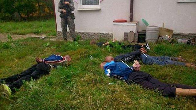 У Дрогобичі затримали наркоторговця