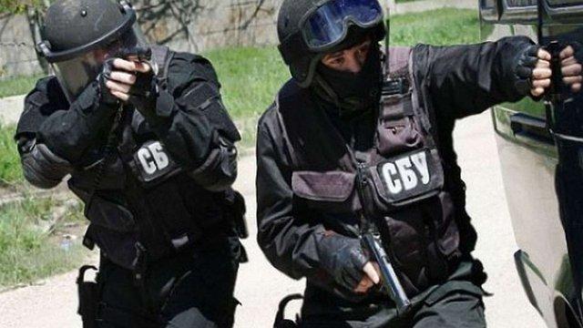 СБУ затримала банківське обладнання, яке везли в «ДНР»
