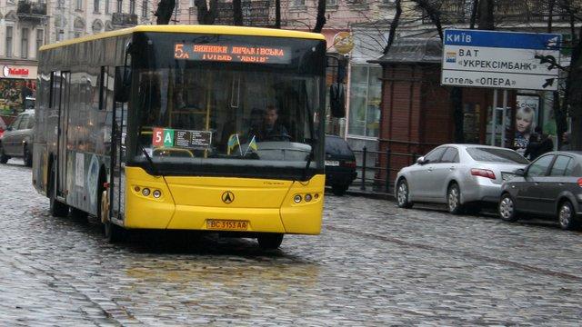 Рух львівських маршруток можна відстежувати онлайн