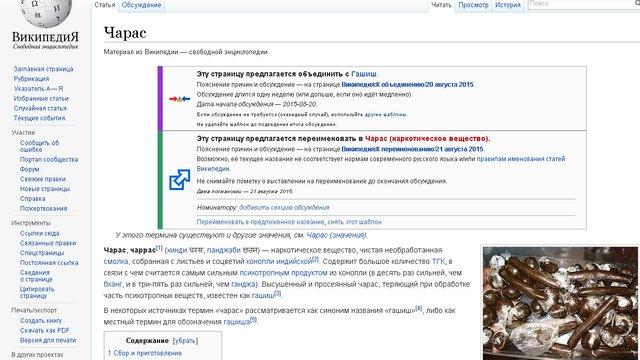 «Вікіпедія» відмовилася видаляти статтю на вимогу російської влади