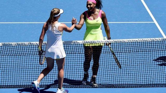 Еліна Світоліна зіграє із Сереною Вільямс за вихід у фінал турніру в Цинциннаті