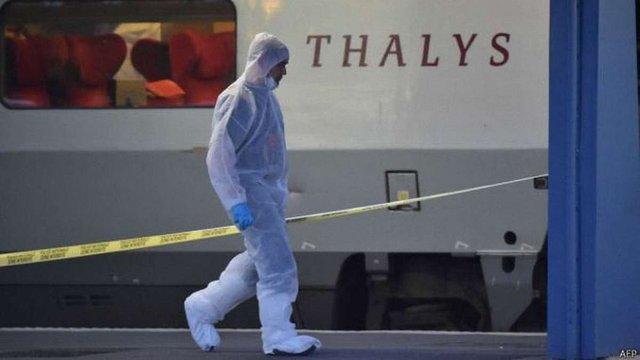 У поїзді Амстердам-Париж невідомий стріляв у пасажирів