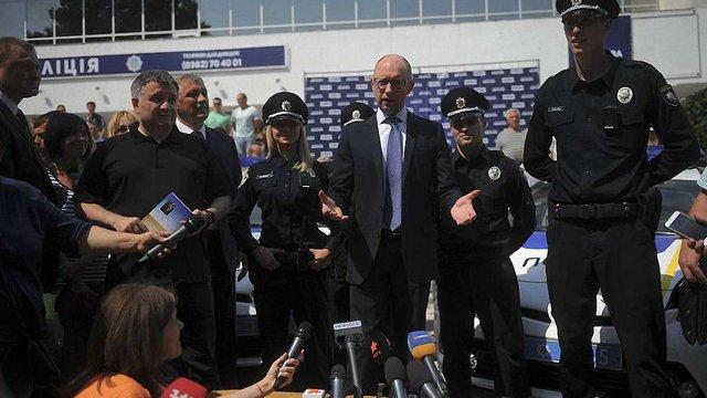 Презентація нової патрульної поліції відбудеться в Одесі 25 серпня, - Аваков