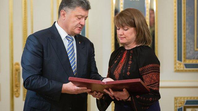 Порошенко посмертно присвоїв звання «Герой України» воїну-«афганцю» Олегу Міхнюку