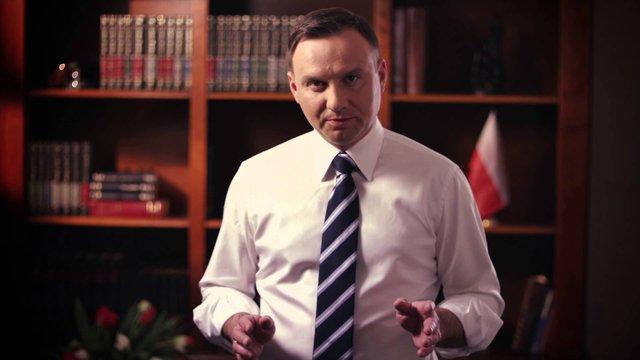 Президент Польщі готовий підтримати усі дії Києва, спрямовані на досягнення миру в Україні