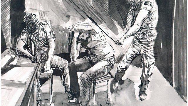 Донецький художник створив комікс про свій полон у «ДНР»